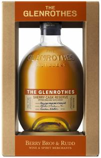 Glenrothes Scotch Single Malt Sherry Cask...